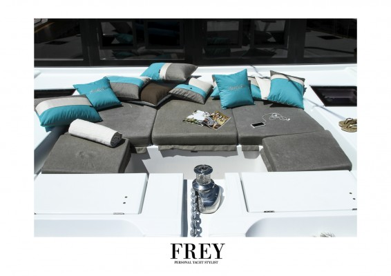 Lagoon 52 & Frey yacht staging