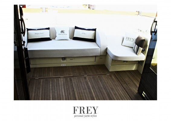 Monte Carlo with Frey pillows