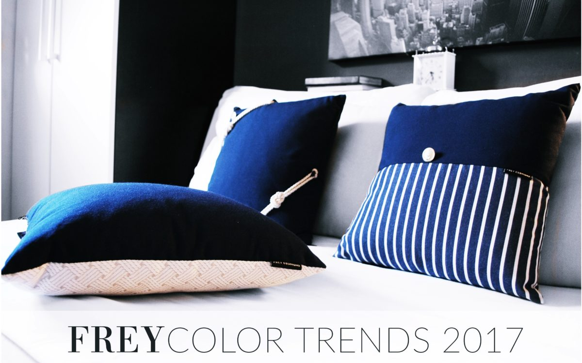Frey color trends 2017