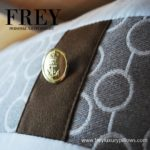 frey luxury pillows for yacht interiors