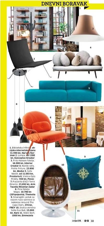 Frey emerald pillows in Dom i dizajn