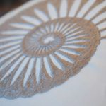 throw pillow-embroidery design