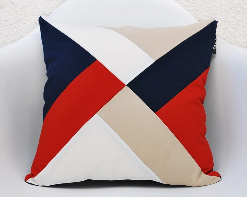 Designers throw pillow