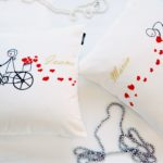 wedding gift-luxury pillows