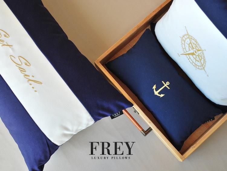 Frey outdoor pillows