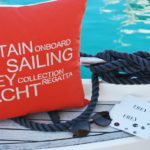 Yacht decor - Frey luxury outdoor pillows