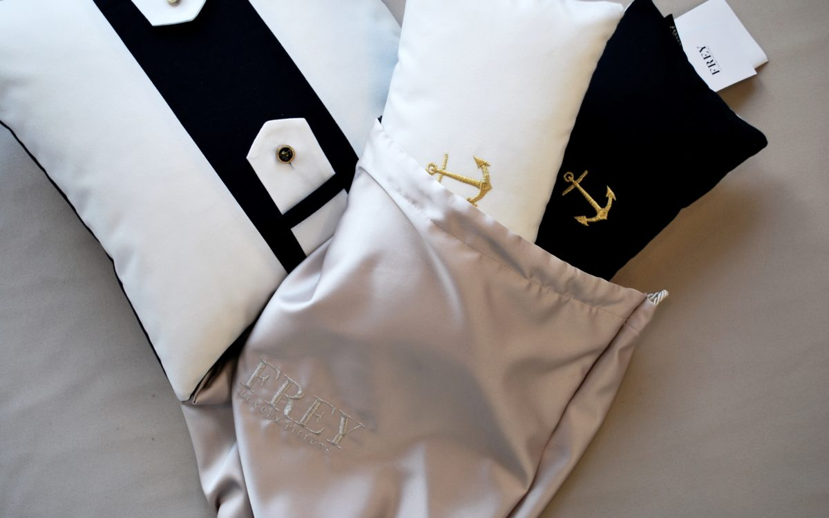 Frey Luxury - Suppliers of Decorative Pillows for Yacht Interiors.